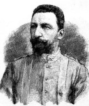 Second Battle of Agordat - Colonel Giuseppe Arimondi