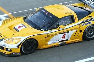 PK Carsport - Image: GLPK Corvette