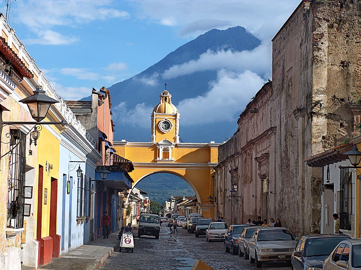 Гватемала: виза, деньги, транспорт, посольства