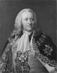 Gabriel von Seth, 1690-1774
