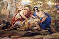 Galleria di luca giordano, 1682-85, adone ucciso dal cinghiale (vincita su amor carnale) 04.JPG