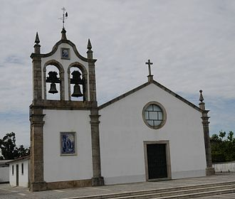 Gamil Church, in Gamil, Barcelos, Portugal.jpg