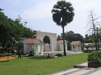East Fort - Gandhi Park