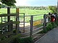 Gateway to North Meadow Common - geograph.org.uk - 785527.jpg
