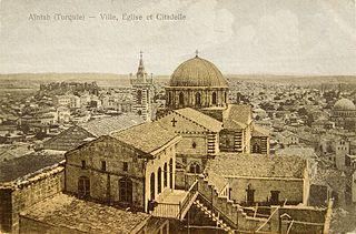 Liberation Mosque church building in Gaziantep Province, Turkey