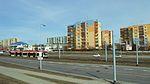 Gdańsk ulica Sikorskiego i bloki ulicy Chałubińskiego.JPG