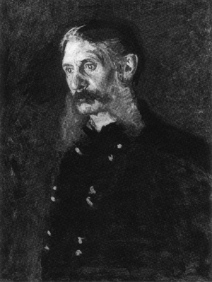 Edward Burd Grubb Jr. - The c1898 painting of General E. Burd Grubb by Thomas Eakins is now in the collection of Yale University.