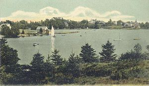 South Bristol, Maine - Christmas Cove c. 1906