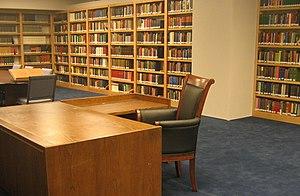 Geneva Reformed Seminary - Library, Geneva Reformed Seminary, 2008