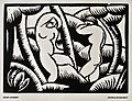 Georg Schrimpf - o. T. - Holzschnitt - 1916.jpg