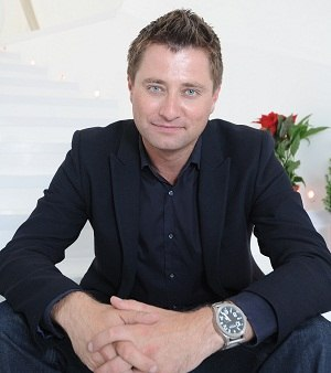 George Clarke (architect) - Image: George contact