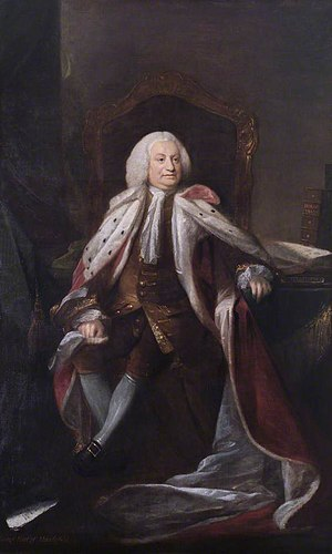 George Parker, 2nd Earl of Macclesfield