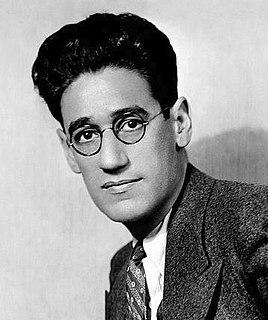 George S. Kaufman American writer