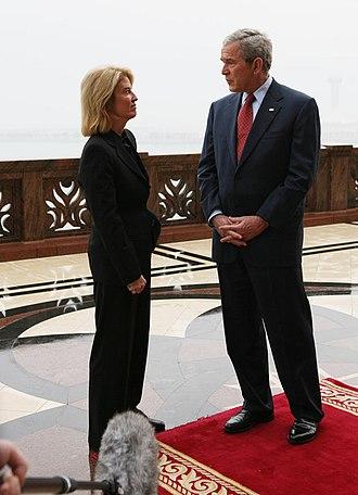 Greta Van Susteren - Van Susteren interviews President George W. Bush in January 2008