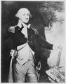 George Washington. Copy of painting by Gilbert Stuart, 1931 - 1932 - NARA - 532939.tif