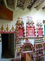 Ghadames - Altstadtwohnhaus, prächtig dekoriert.jpg