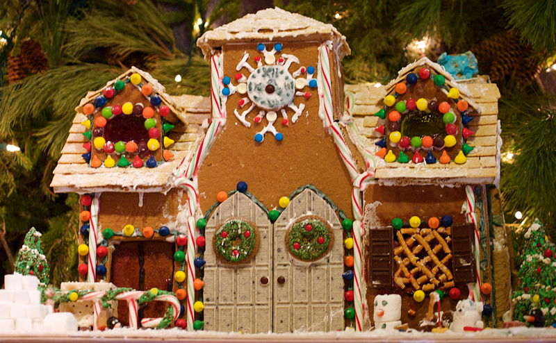 Gingerbread House Decorations