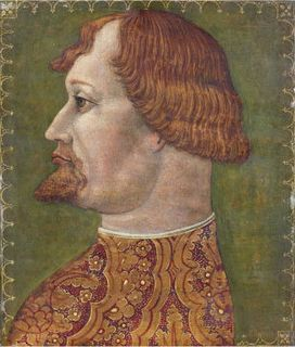 Gian Galeazzo Visconti Duke of Milan