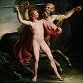 Giovanni Battista Cipriani - Achilles learns the Javelin.jpg