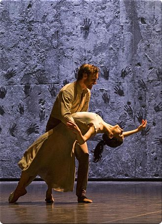 Tamara Rojo -  Rojo as Giselle full length ballet choreographed by Akram Khan
