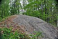 Glaciated knob of gneiss (Proterozoic; Port Leyden, western Adirondacks, New York Sate, USA) 1 (27008031418).jpg