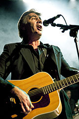 Glen Matlock;final Rich Kids concert;January 2010.jpg