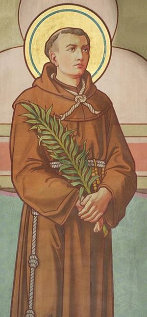 Martyrs of Gorkum - St. Godfried of Mervel, O.F.M.