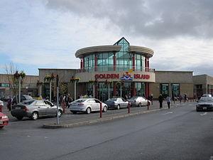 Golden Island Shopping Centre - Image: Golden Island Shopping Centre Athlone
