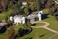 Goodwood House, West Sussex, England-2Oct2011.jpg