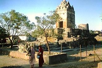 Gop Temple - Image: Gop Gupta Tempel 1999