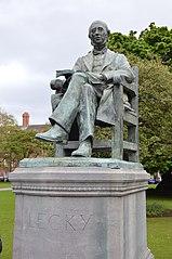Statue of William Edward Hartpole Lecky