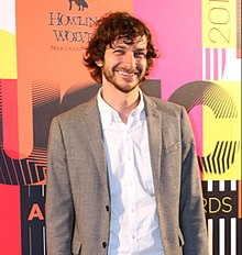 Gotye 于 2012年 APRA Music Awards(英语:APRA Music Awards of 2012)