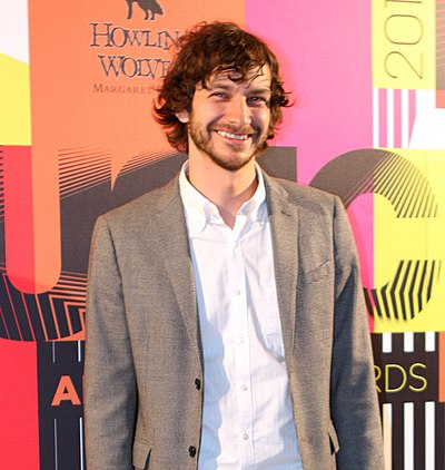 Picture of a band or musician: Gotye