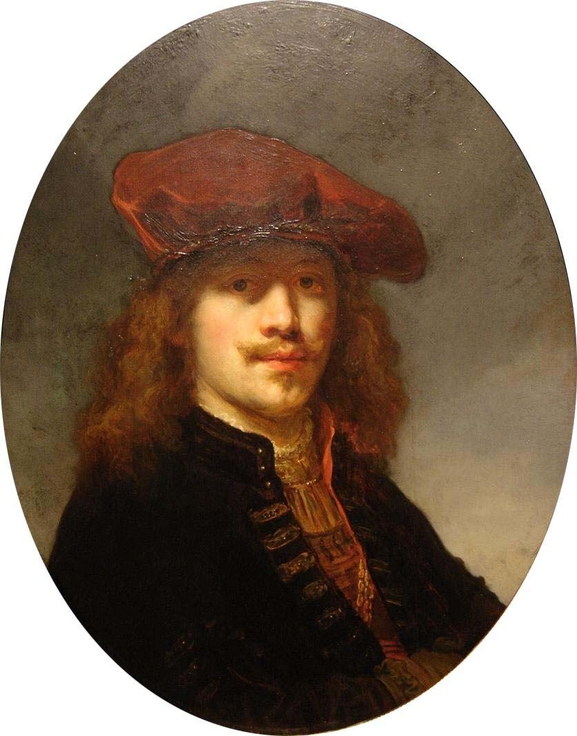 Govaert Flinck Self Portrait
