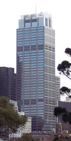 King & Wood Mallesons - Governor Phillip Tower, KWM's Australian headquarters