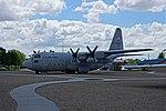 Gowen Field Military Heritage Museum, Gowen Field ANGB, Boise, Idaho 2018 (46828134511).jpg