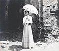 Grace Nail Johnson bridal photo in Panama 1910 JWJ MSS 49.jpg