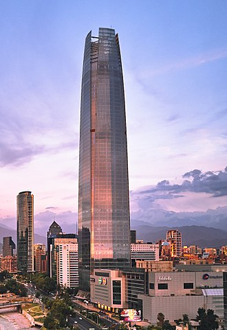 Gran Torre Santiago - Image: Gran Torre Santiago (39693576311) (2)