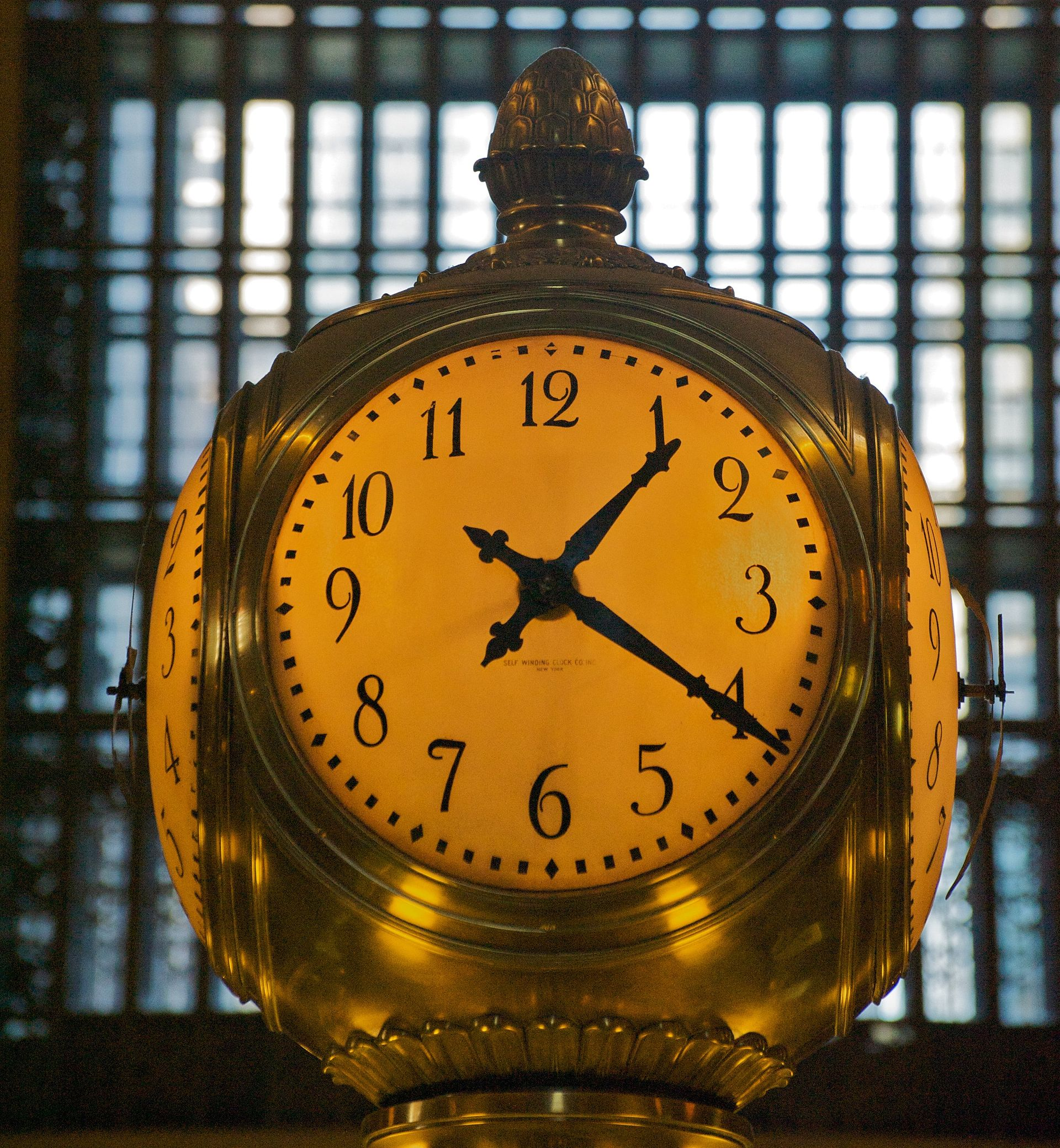 Self Winding Clock Company Wikipedia
