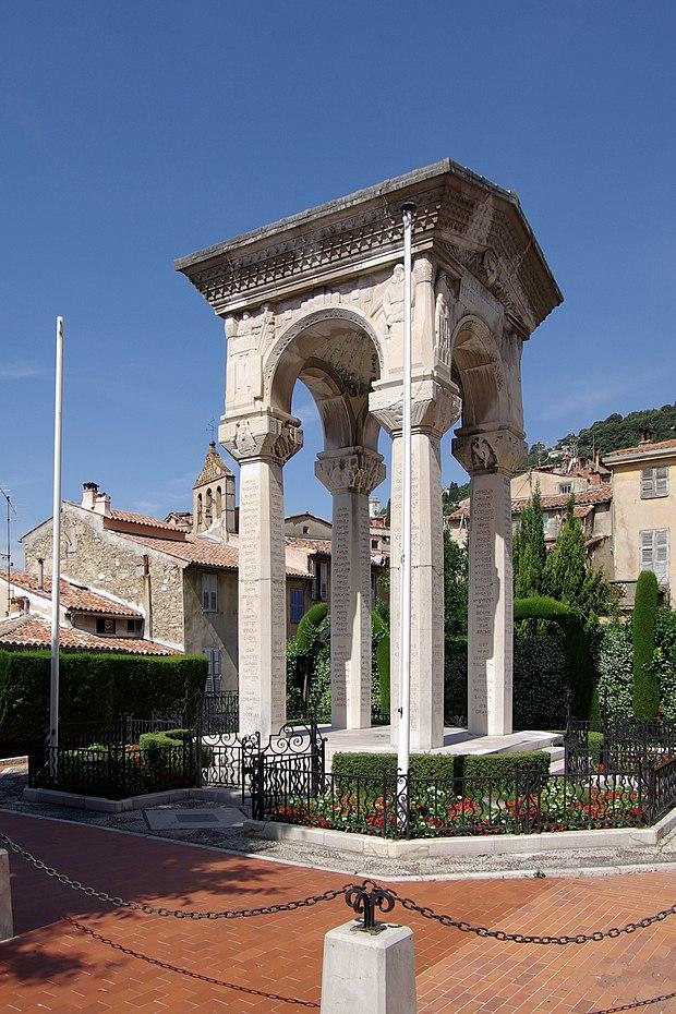 Monument historique à Grasse