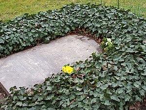 Jacobsfriedhof - Grave of Christiane von Goethe née Vulpius, Goethe's wife