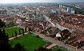 Graz Blick vom Schlossberg auf Rathaus.jpg