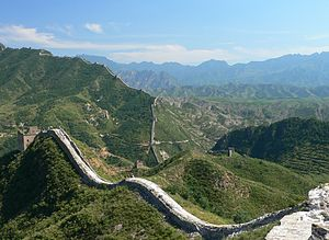 Wonders of the World - The Great Wall of China