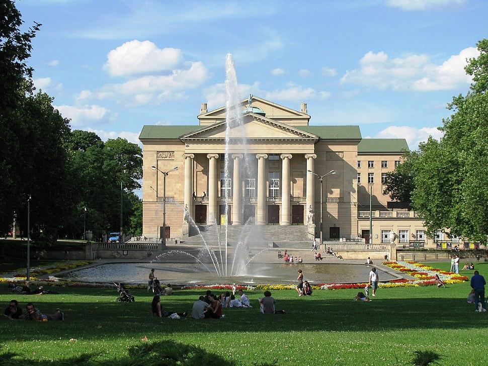 Great Theatre Poznan