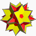 Great icosi­dodeca­hedron