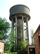 Greaves Hall water tower (2)