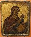 Grecia, madonna col bambino portaitissa, 1500 ca..JPG