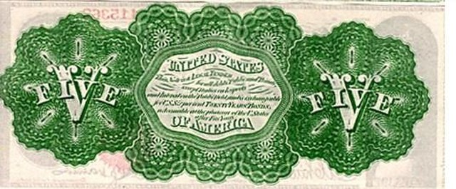 From commons.wikimedia.org: Greenback {MID-193990}