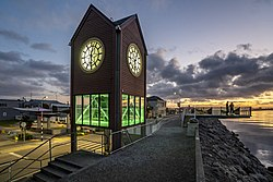 Greymouth Clock Tower