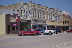 Grinnell, Iowa - Downtown Grinnell